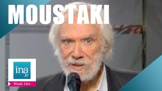 "Georges Moustaki ""Les mères juives"" (live officiel) 