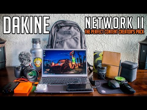 Dakine Network 2 Review: IT HOLDS HOW MUCH????