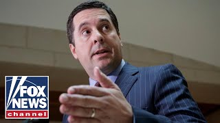 Nunes: Mainstream media all in to take out Trump, GOP