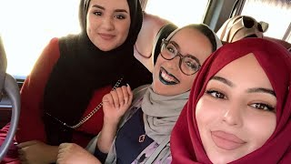 خريجة دايزها الكلام في مراكش!  عجبت الصينيين هههه || My Trip To Marrakech