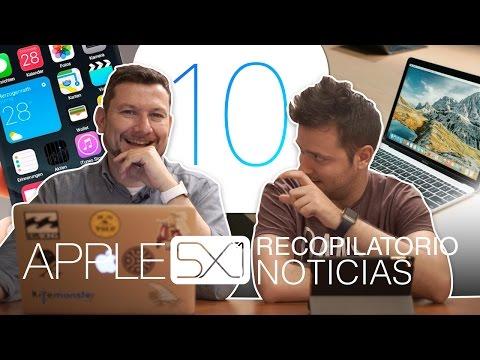 """Noticias Apple: Así podría ser iOS 10, ¿adiós versiones """"S""""? y nuevo MacBook 2016"""