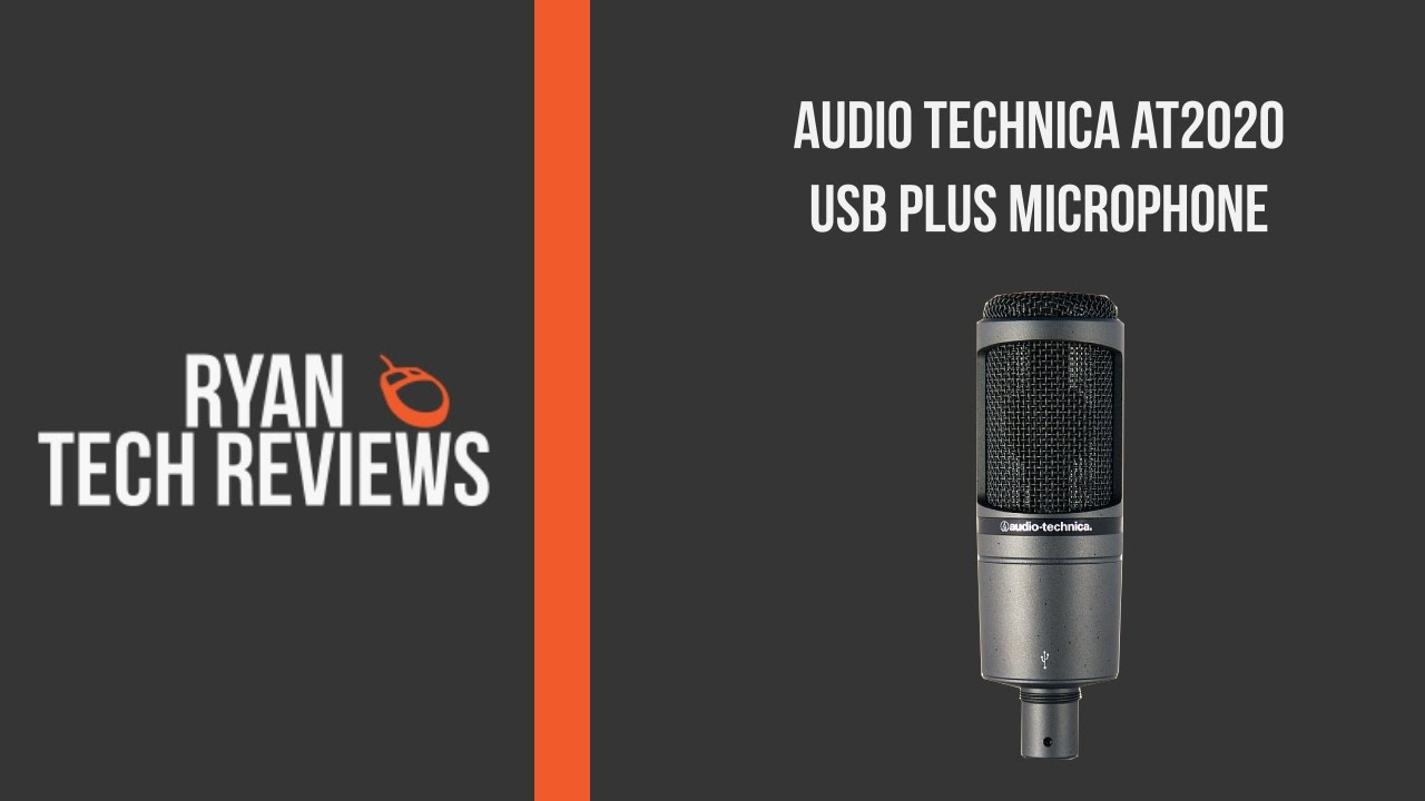 audio technica at2020 usb plus microphone review youtube. Black Bedroom Furniture Sets. Home Design Ideas