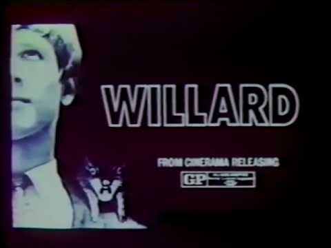 Willard is listed (or ranked) 15 on the list The Best Natural Horror Films