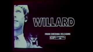 Willard 1971 TV trailer
