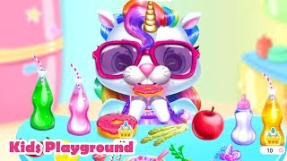 My Baby Unicorn Kids Game - Care for a cute rainbow pet! APIX Educational Systems