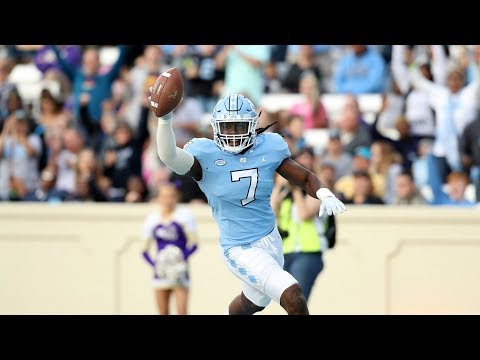 UNC Football: Tar Heels Thump Western Carolina, 65-10
