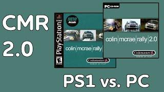 Colin Mcrae Rally 2.0 (Playstation vs. PC)