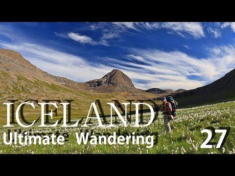 ICELAND アイスランド 究極放浪 27 流れる雲のごとく