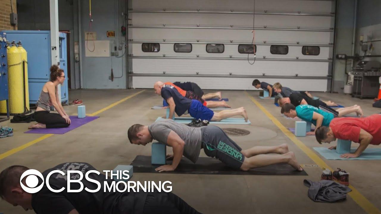 Yffr Yoga For First Responders