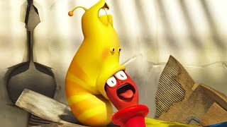 LARVA - SAVE ME | Cartoon Movie | Cartoons For Children | Larva Cartoon | LARVA Official