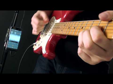 Riff Maestro - Your mobile Guitar Teacher - Overview