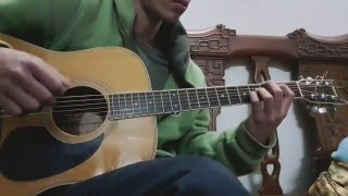 (Guitar solo) Chuyến xe ( Lê Cát Trọng Lý) - Ryu