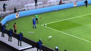 Direct goal from corner kick - fifa 15