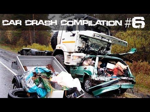 Russian Car Crash Compilation Of Road Accidents #6 April 2020