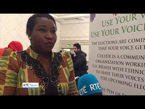 New Irish Citizens - First Time Voters