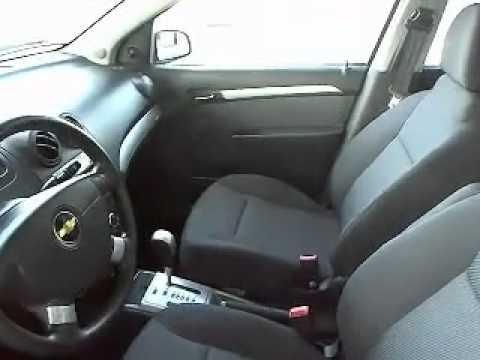 2010 Chevrolet Aveo Lt Sedan 4d Los Angeles Ca 320207