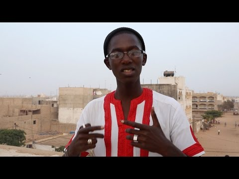 Youth Vlog - Omar looks at sexual violence in Senegal schools