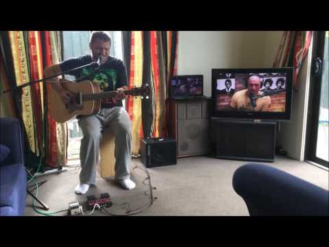 Paul Shearer   Wagon Wheel (OCMS Cover)