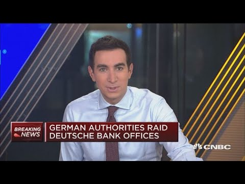 Deutsche confirms the raid is related to Panama Papers