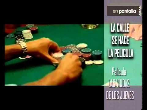 En Pantalla Rafaela    Las viudas de los jueves