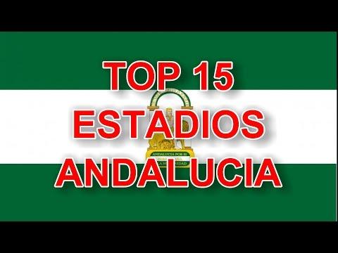 Top 15 Estadios De Andalucia