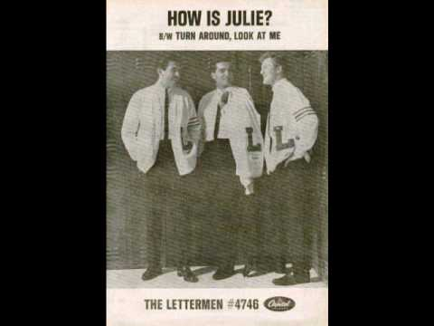 How is Julie by the Lettermen