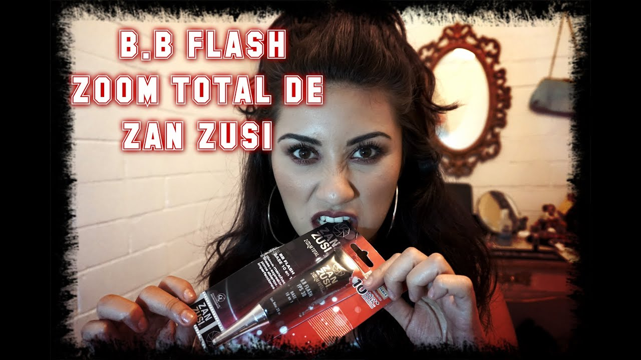 RESEÑA B.B FLASH ZOOM TOTAL DE ZANZUSI