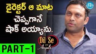 Yatra Movie Producer Vijay Chilla Interview - Part #1   Talking Movies With iDream