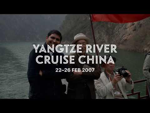 Yangtze River Cruise China