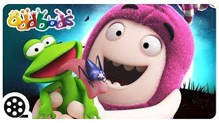 CREEPY CRAWLIES | Oddbods - Funny Cartoons For Children | The Oddbods Show