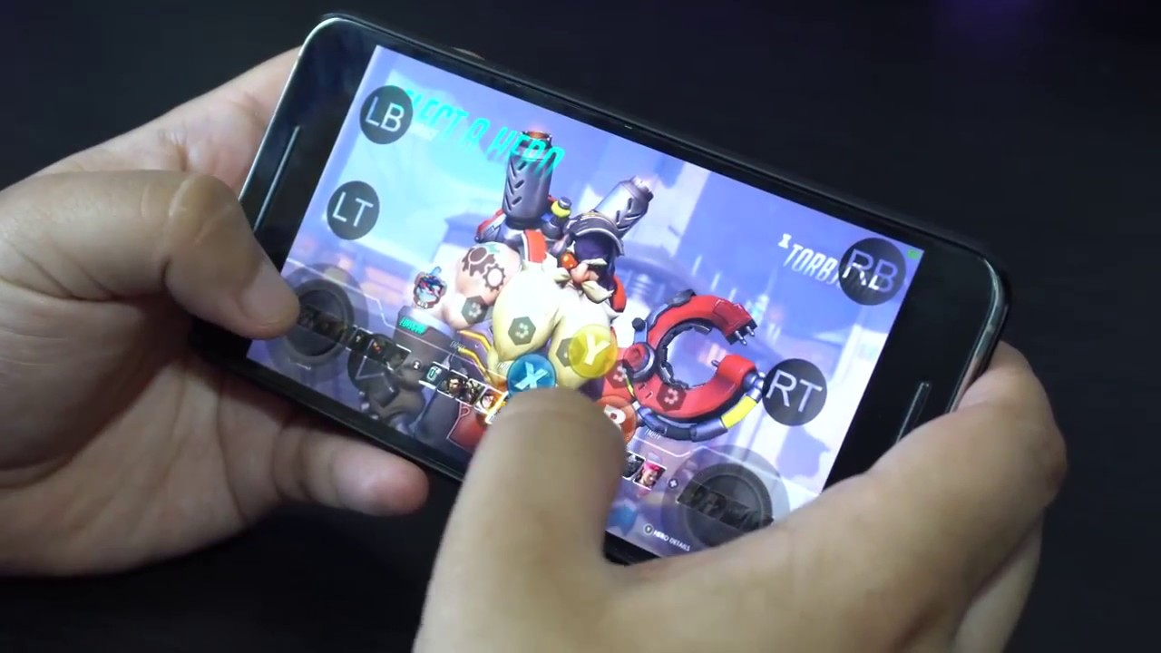 overwatch on android ios remote play pc games on mobile youtube