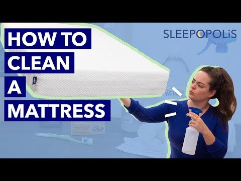 How to Clean a Mattress - Best Ways to Remove Stains!