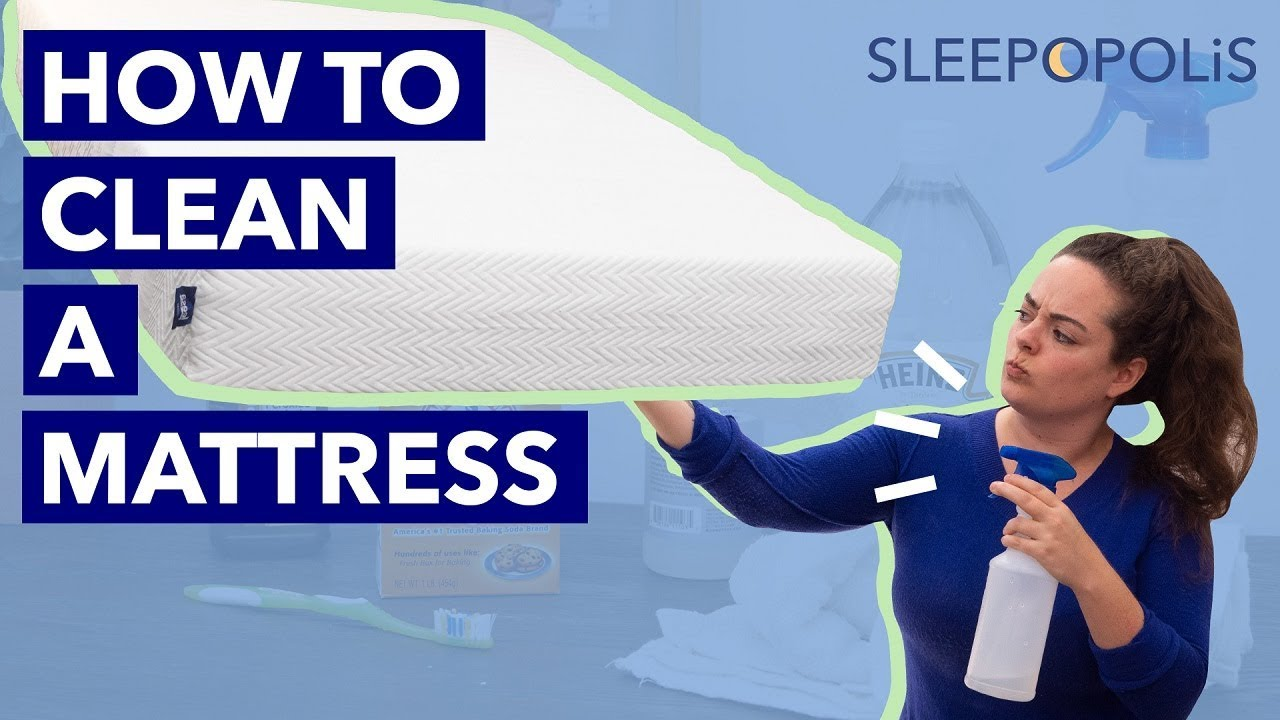 How To Clean A Mattress Best Ways Remove Stains You