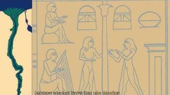 Egypti - Matka muinaiseen Egyptiin CD-ROM Osa 1 (1995)