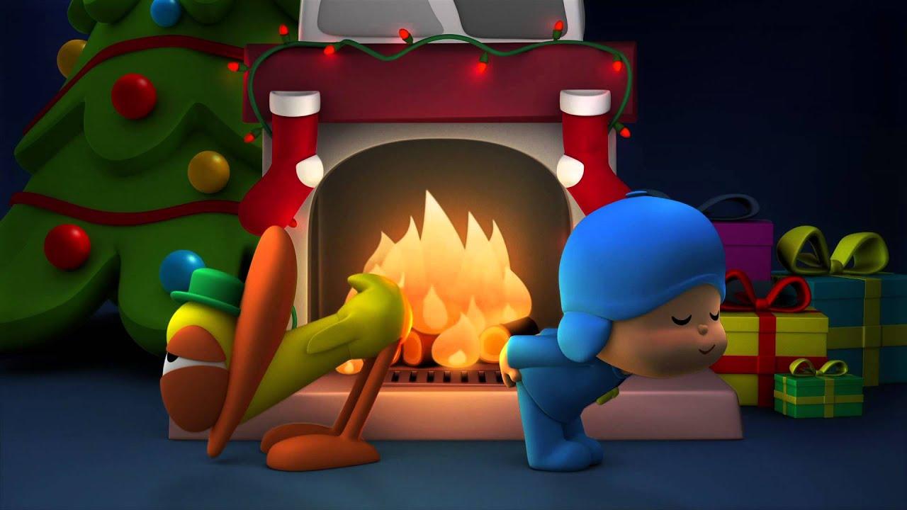 Tv Next To Fireplace 161 Vuelve La Chimenea De Pocoy 243 Por Navidad Youtube