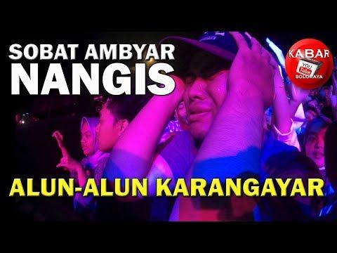 Sobat Ambyar Nangis Konser Bersama Didi Kempot Hut 102 Kab