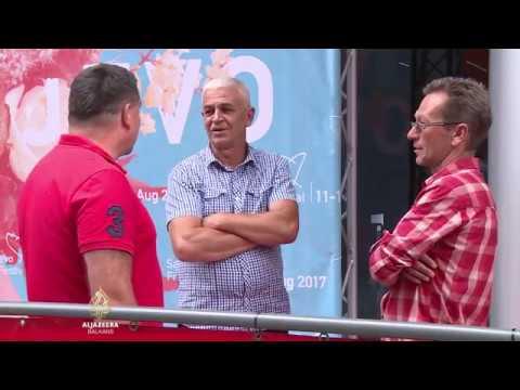 Antiratna priča dvojice ratnika na Sarajevo Film Festivalu