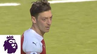 Lacazette, Mesut Ozil combine for Arsenal equalizer v. Crystal Palace | Premier League | NBC Sports