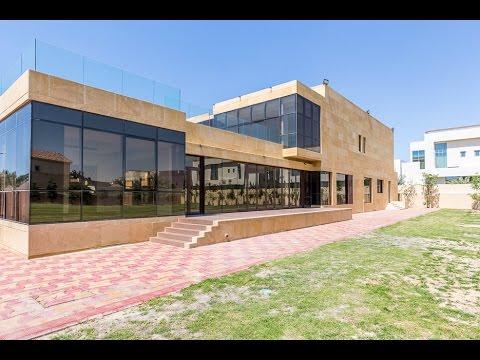Al Barsha luxury villa with indoor pool