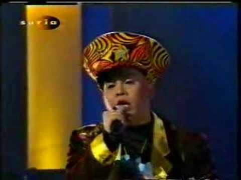 VIVID SHAFIQ LIVE TV SHOW - WARKAH BIRU