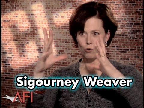 Sigourney Weaver On Ridley Scott's Vision For ALIEN