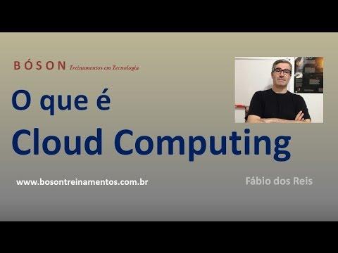 O que é Cloud Computing - Computação em Nuvem