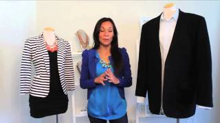 How to Tell the Difference Between Blazers for Girls & Men : Blazers & Fashion