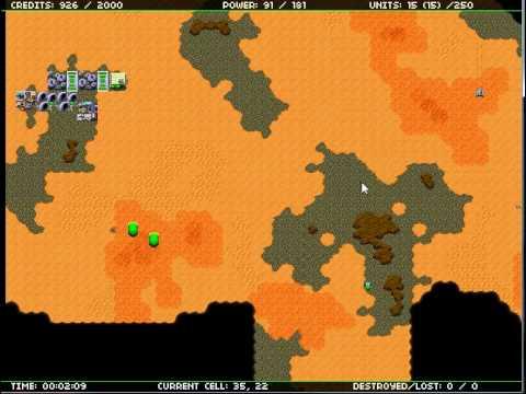 Dune 2: The Golden Path version 2.0 demo