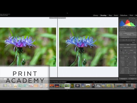 Julieanne Kost: Soft Proofing in Lightroom Classic | Tutorial