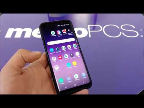 Will Verizon Sim Card  Work With Samsung S8 From MetroPCS\T-mobile?