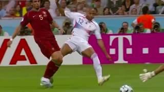 Portugal vs France 0 1 Highlights FIFA World Cup Semi Final 2006 HD 720p