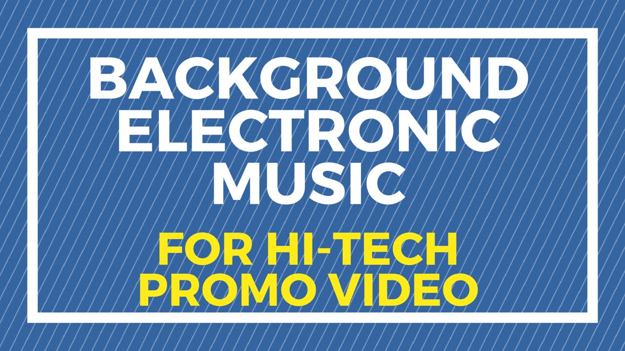 electro pop instrumental electronic music for hi tech promo video youtube. Black Bedroom Furniture Sets. Home Design Ideas