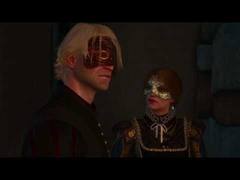 The Witcher 3 DLC: Blood and Wine pt24 - Nipple Slips and Throat Slits