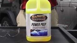 A Super Powerful Pre-Soak Cleaner - POWER PREP